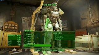 Модификация оружия и брони в Fallout 4