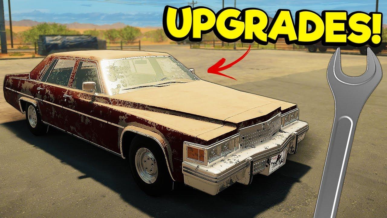 UPGRADING Terrible Cars in Car Mechanic Simulator 2021!