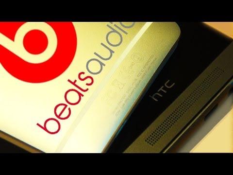 HTC ONE M8 BoomSound v BEATS Audio