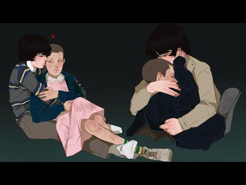 История любви Майка и Оди. STRANGER THINGS/ ОЧЕНЬ СТРАННЫЕ ДЕЛА (ОСД)/ ЗАГАДОЧНЫЕ СОБЫТИЯ