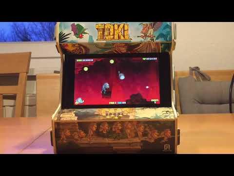 TOKI Switch Gameplay first 3 Levels