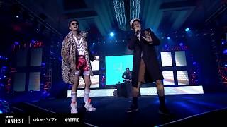 Video YOUNG LEX LIVE YOUTUBE FANFEST 2017 (FT GAMALIEL, KEMAL & MASGIB) download MP3, 3GP, MP4, WEBM, AVI, FLV Desember 2017