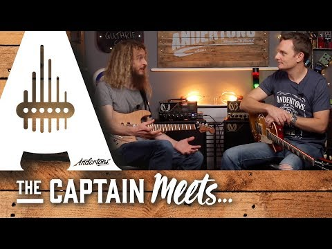 The Captain Meets - Guthrie Govan