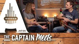 The Captain Meets - Guthrie Govan