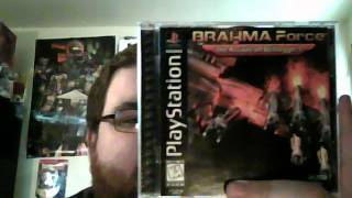 Brahma force: the assault on beltlogger 9 review (ps1)