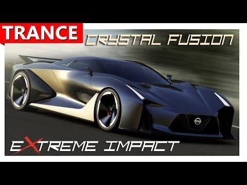 ★ Crystal Fusion & Mario De Caine - Extreme impact ⓋⒾⒹⒺⓄ TECHNO,TRANCE music ★ Supercars video edit