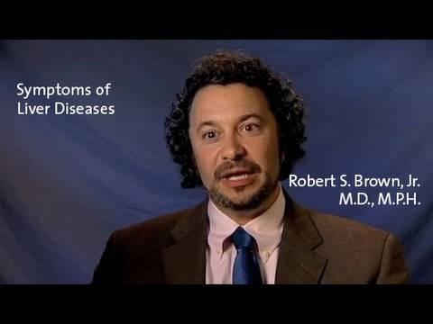 Symptoms of Liver Diseases - Dr. Robert S. Brown