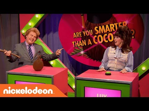 'Are You Smarter Than a Coconut?' 🥥 Official Clip | Sizzling Summer Camp Special | #TBT