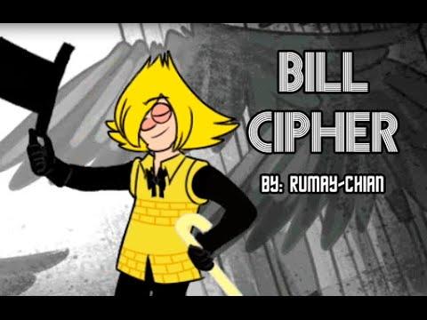 【HUMAN BILL CIPHER】Gravity Falls | Rumay-chian