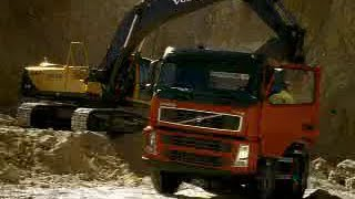 Volvo Construction Equipment History