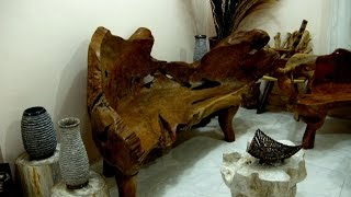 Teak Root Furniture | Teak Root Coffee Table