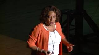 The Answer is Dignity & Respect | Candi Castleberry Singleton | TEDxPittsburgh