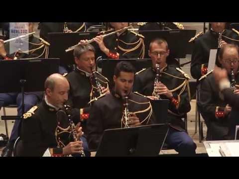 Festival Berlioz 2015 - Orchestre d'harmonie de la Garde Républicaine - Colonel François Boulanger