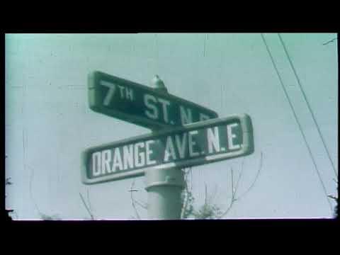 Roanoke Virginia Film From The 1960's