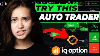 How to Auto Trade in IQ Option | IQ Option Automated Trading 2021 screenshot 4