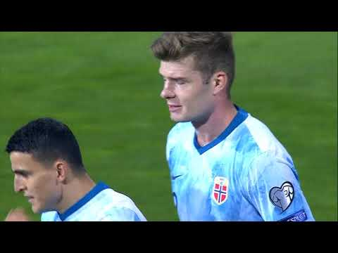 Montenegro Norway Goals And Highlights