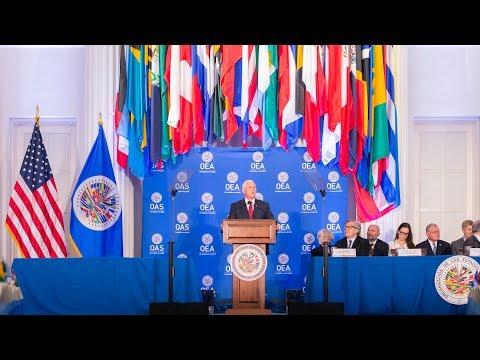 Exposing the OAS' Anti-Venezuela, Pro-US Bias and Right-Wing Hypocrisy