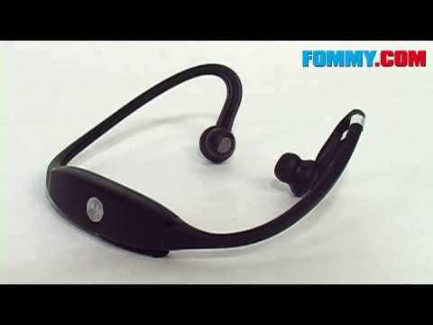 motorola s9 bluetooth headset review youtube. Black Bedroom Furniture Sets. Home Design Ideas