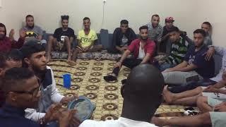 مرسكاوي ليبي 🇱🇾شباب اجدابيا● وضهور دبل واي موجود بالحفله الله يرحمه 💔