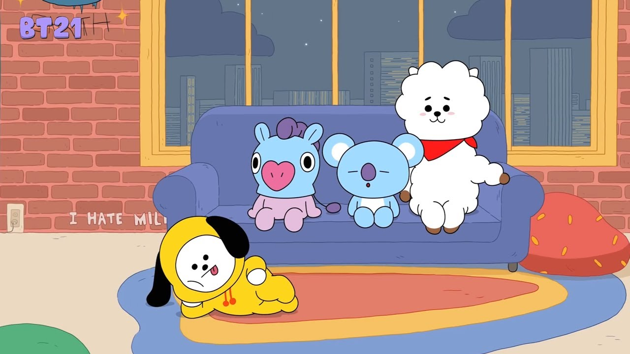 Download if bt21 was dubbed