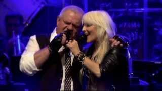 UDO and Doro -  Dancing with an Angel  live 2015