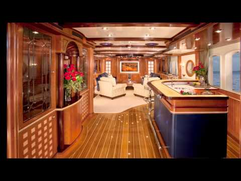 M/Y SYCARA IV at Fort Lauderdale International Boat Show