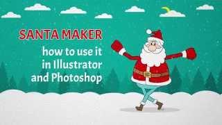 Santa Maker Using