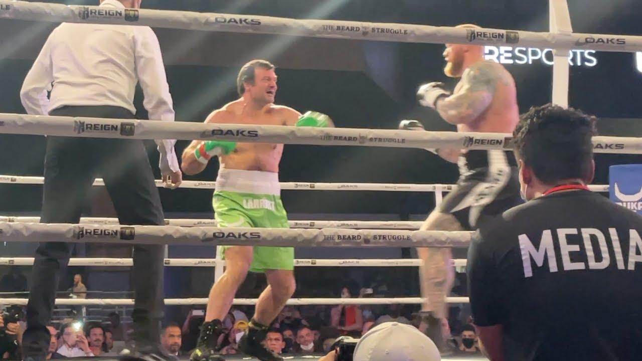Download Devon Larratt vs Thor Bjornsson Full Fight