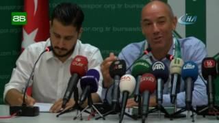 Paul Le Guen resmen Bursaspor'da!