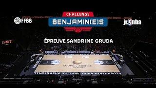 Challenge Benjamin(e)s - Épreuve Sandrine Gruda