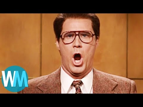 Download Youtube: Top 10 SNL Weekend Update Characters