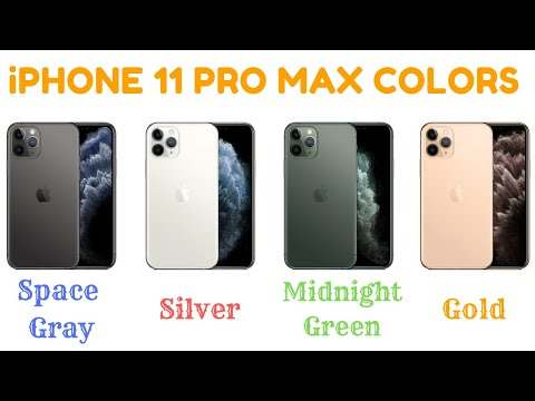 IPhone 11 Pro Max Colors: Which Color Is Best For You?