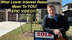 Interest Rates! Things to know when buying a house - Austin Realtor Jeremy Knight