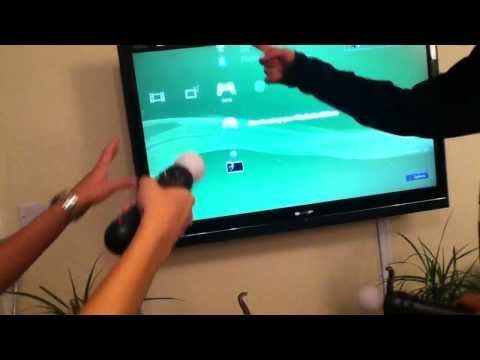 PlayStation Move Setup