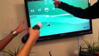 PlayStation Move Setup
