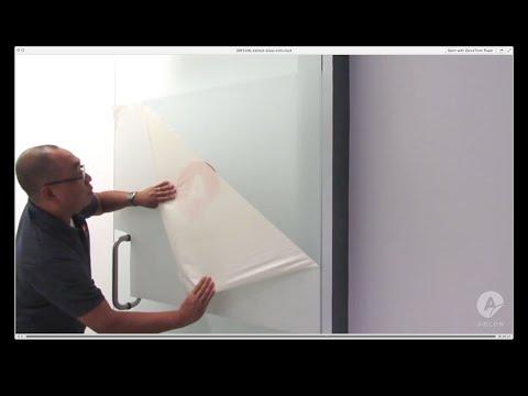 Arlon DPF 5200 - Premium Cut & Print Etched Window Film