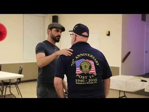 Military Veteran Creative Workshop At The American Legion Post 142