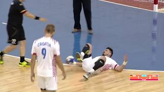 Germany v Croatia (Handball Men