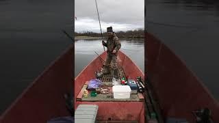 Угарное видео Случай на рыбалке