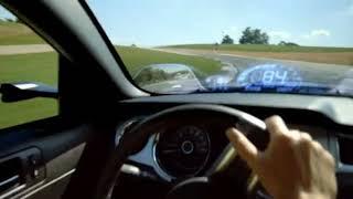 Разгон Ford Mustang до 234 млч  Need For Speed Жажда скорости
