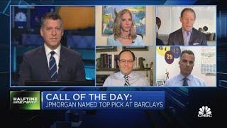 J.P. Morgan price target raised to Street high at Barclays