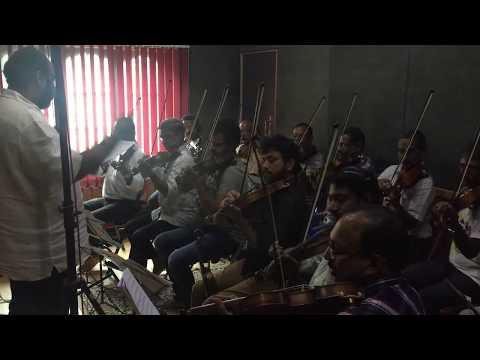 Strings Recording - Tiger Zinda Hai - Meghdeep Bose, Vishal-Shekhar, Cochin Strings
