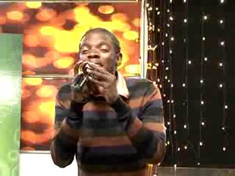 Fred Omondi on Churchill Live[16-11-2010]