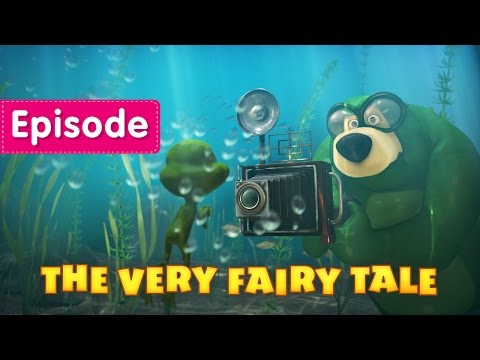 Thumbnail: Masha and The Bear - The very fairy tale (Episode 54) New cartoon for kids 2016!