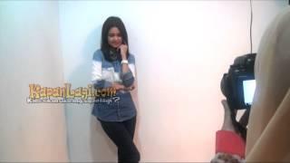 Adegan Ciuman, Michelle Ziudith Minta Izin Kekasih?