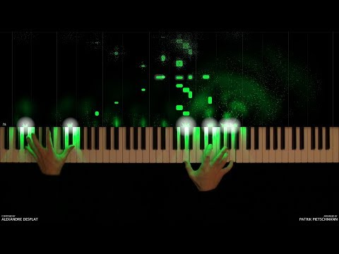The Imitation Game - Main Theme (Piano Version)