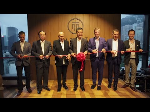 Metta Grand Opening in Hong Kong - A Club for Entrepreneurs and innovators.