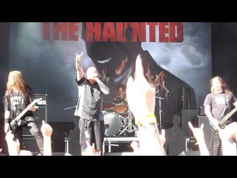 The Haunted Live @ Sweden Rock 2017