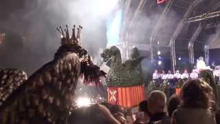 La Mercè 2014 - Toc d