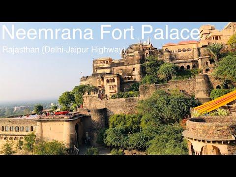 A Trip To Neemrana Fort Palace   Rajasthan